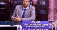 Waxqabadka Madaxwaynaha Dawlad Degaanka Soomaalida Itoobiya (DDSI) Cabdi Maxamuud