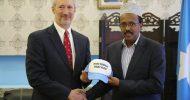 'Make Somalia Great Again!' US ambassador gifts new leader Trump-inspired hat