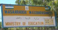 Dhagayso:-Wasaarada Waxbarashada Dowlada Puntland Oo Garowe ka Daahdurtay Mashruuc Wax Lagu barayo Xirfadlayda Shaqaysa