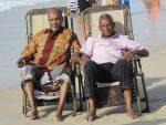 Sawirero: Wasiirka Arrimaha Gudaha, Faderaalka & dib u heshiisiinta DFS oo Degmada Eyl ee Gobolka Nugaal booqanaya