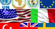 INTERNATIONAL PARTNERS EXPRESS CONCERN OVER REPORTED EFFORTS TO CREATE NEW FEDERAL MEMBER STATE IN HIIRAAN REGION