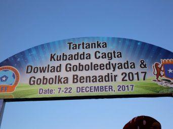 Jubaland oo tartanka ciyaaraha Dowlad Goboleed ka reebtay Galmudug