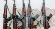 Exclusive – Weapons stolen from UAE training facility in Somalia, sold on open market