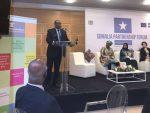 Sawirro: Madaxweynaha Dowladda Puntland ayaa magaalada Brussles Kulan Kula Qaatay Ambassador ka Sweden Ee Africa