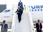 Sawirro: Madaxweyne Farmaajo oo dalka kusoo laabtay ka dib Madasha Iskaashiga Soomaaliya ee Brussels