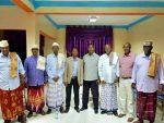 Isimadda beesha Harti ee degta gobolka Doollo & Wasiirka Waxbarasha & wasiir kuxigeenka Aayniska & Teknolojiga Somali State