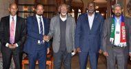 Ethiopia gov't holds peace talks with ONLF in Asmara