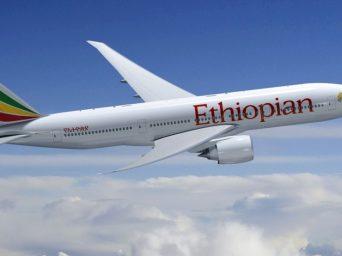 Diyaaradda Ethiopian Airlines oo bilaabeysa duulimaadyo Muqdisho iyo Addis Ababa
