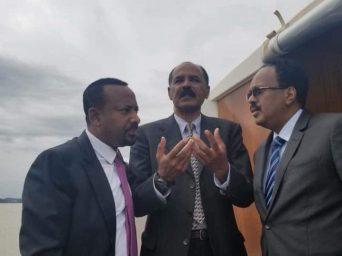Eritrea oo maanta cunaqabateynta laga qaadayo & Somalia oo sanad dheeraad ah loogu sii darayo