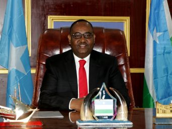 THE GOVERNMENT OF PUNTLAND STATE OF SOMALIA CONVEYS ITS CONDOLENCES TO THE GOVERNMENT AND PEOPLE OF KENYA