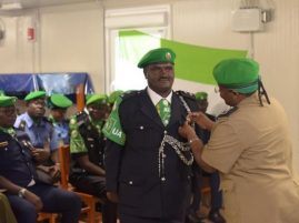 Ghana To Deploy 120 Police Officers to Somalia