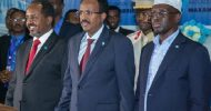 Ex-Somalia President Sheikh Sharif sets eye on Presidency