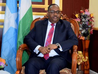 President of Puntland Mr. Said Abdullahi Deni Issues Executive Order Halting the Signing of all New Government Contracts, Programs, and Hiring until a New Cabinet is Formed.