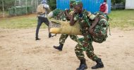 Withdrawal of 1,000 Burundian soldiers from Somalia begins