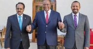 Uhuru, Somalia President hold talks over maritime border dispute