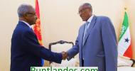Daawo Video: Wasiirka arrimaha dibadda Eritrea oo gaaray Hargeysa