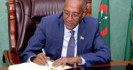 Madaxweynaha Somaliland oo Xilka qaadis & Magacaabid ku sameeyey xubno ka mida xukuumaddiisa