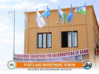 Daawo sawirro hordhaca Shirka Maalgashiga Dowladda Puntland (Puntland Investment Forum)