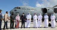 Sawirro: DFS oo Qatar ka heshay agabka caafimaad ee looga hortagayo Covid-19