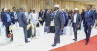 Sawirro-muuqaal: Madaxweynaha Jubaland oo kulan la qaatay Xildhibaanada labada Aqal ee BJF ee laga soo doorto Jubaland