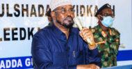 Sawirro-muuqaal: Madaxweynaha Jubaland oo ka warbixiyay xaalada guud ee dalka iyo arimkaha Jubaland