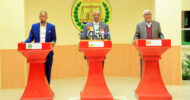 Sawirro-muuqaal: Xisbiyada Somaliland oo soo dhaweeyey maalinka guddigu u cayimeen qabsoomidda Doorashooyinka, Guurtidana farriin u diray