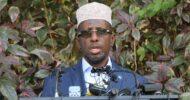 Daawo Video: Sheekh Shariif oo dalka dib ugu soo laabtay ayaa kubaaqay in kahor 8 February laga heshiiyo Doorashada