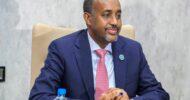 Akhriso RW Rooble oo xafiiskiisa ugu yeeray Xubnaha Guddiga Maamulka Doorashooyinka Somaliland