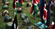 Kenya covers up military massacre