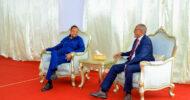 Sawirro: Wasiirka Maaliyadda Itoobiya Axmed Shidde oo gaaray magaalada Berbera